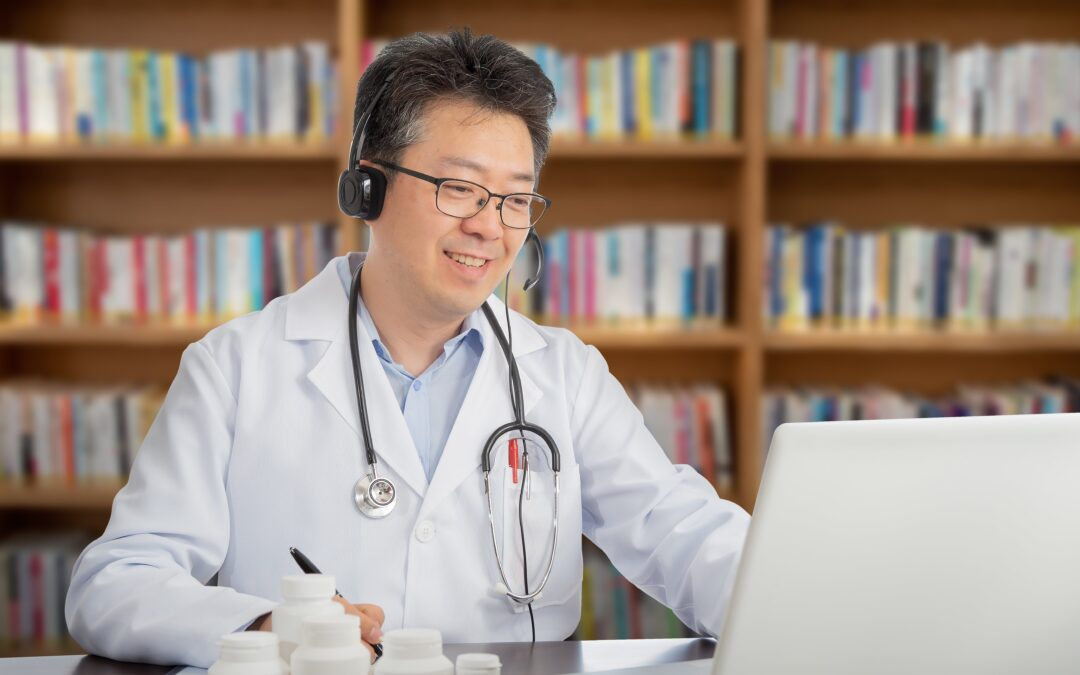 Telemedicine takes over conventional clinic visits